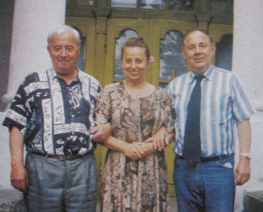 Fraṭii Dimoftache, 1999