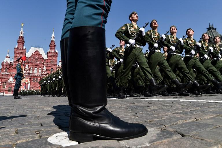 / AFP PHOTO / KIRILL KUDRYAVTSEV