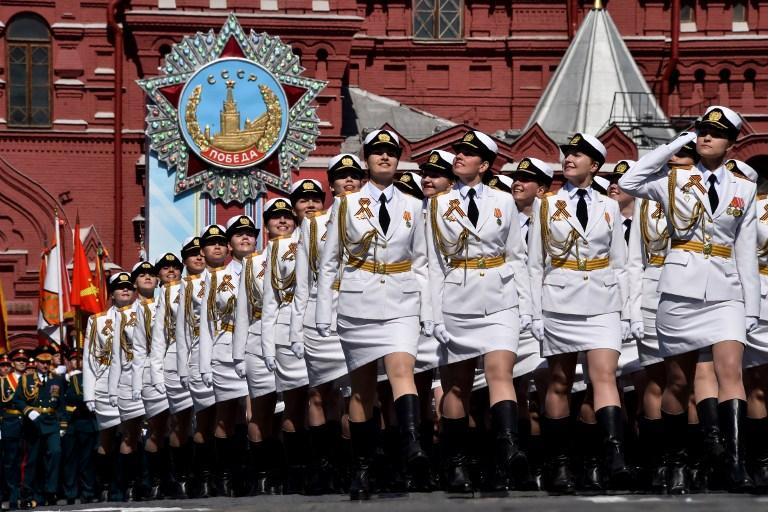 /AFP PHOTO / KIRILL KUDRYAVTSEV