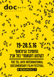 DocAviv poster