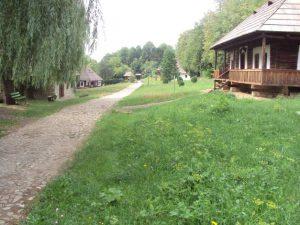 Muzeul Satului Bucovinean - Suceava
