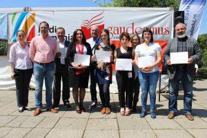 Premiantii Gaudeamus Oradea