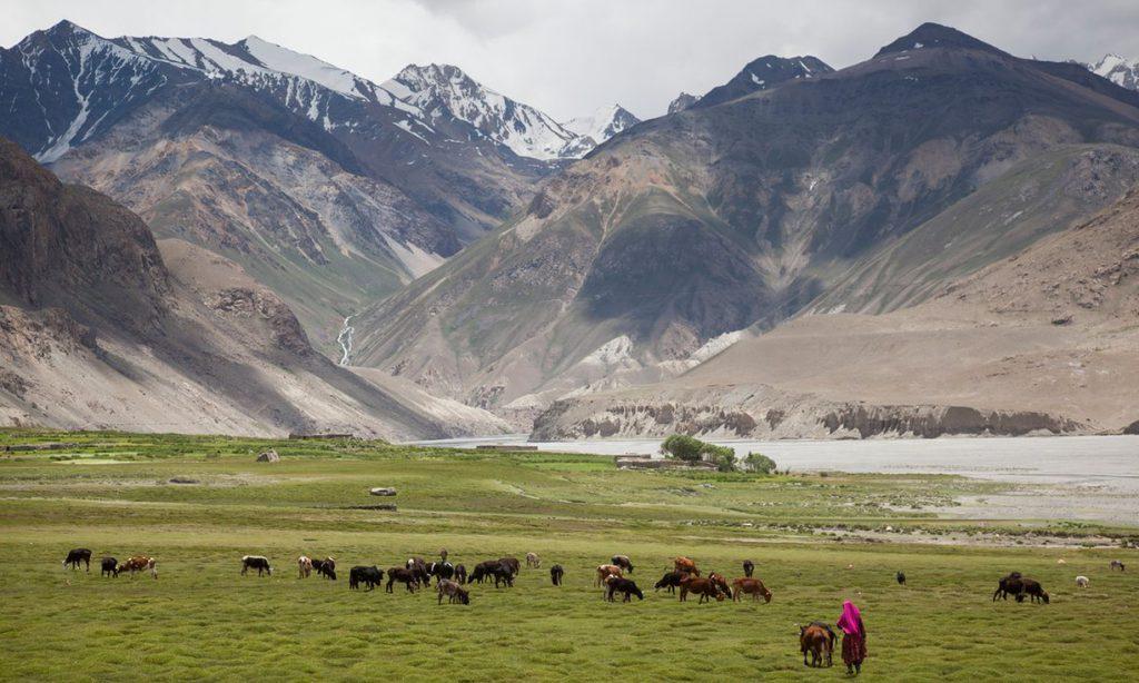 Provincia muntoasă Badakhshan