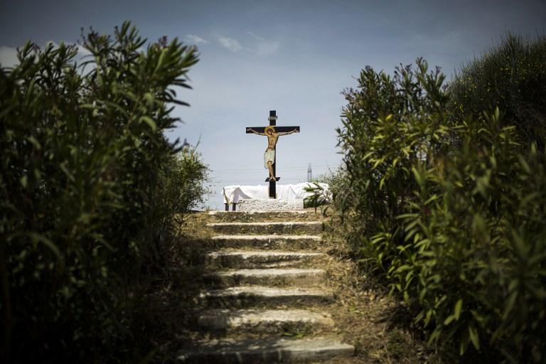 / AFP PHOTO / ANGELOS TZORTZINIS