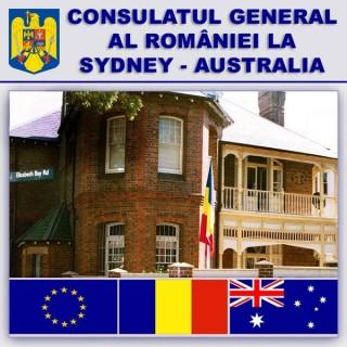 consulatul sidney