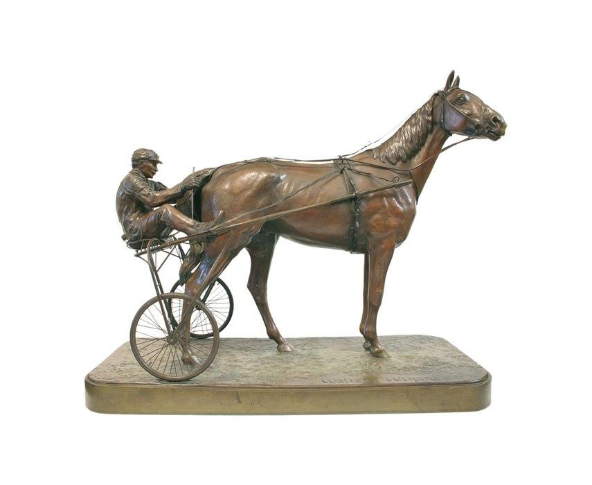 Sculptura care a obţinut aurul olimpic în 1912