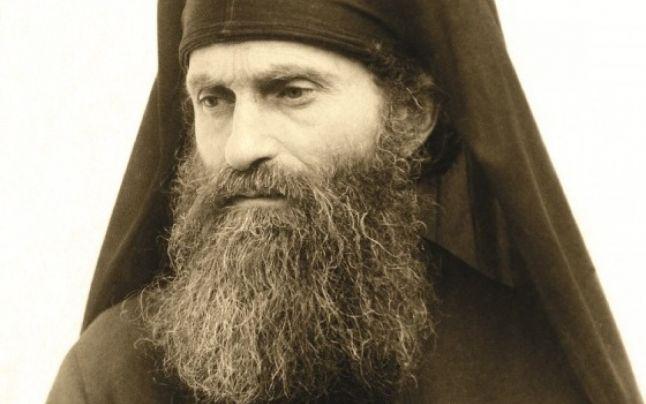 Părintele Arsenie Papacioc, în 1967 Sursa foto Arhiepiscopia Tomisului
