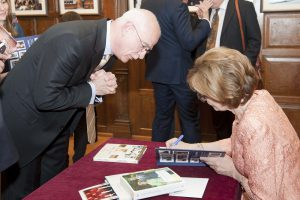 Vizita Principesei Mostenitoare Margareta si a Principelui Radu in Anglia, iulie 2016, Conferinta ICR, foto Daniel Angelescu (10)