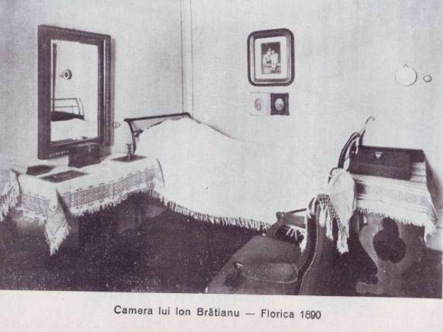 camera lui ion bratianu florica