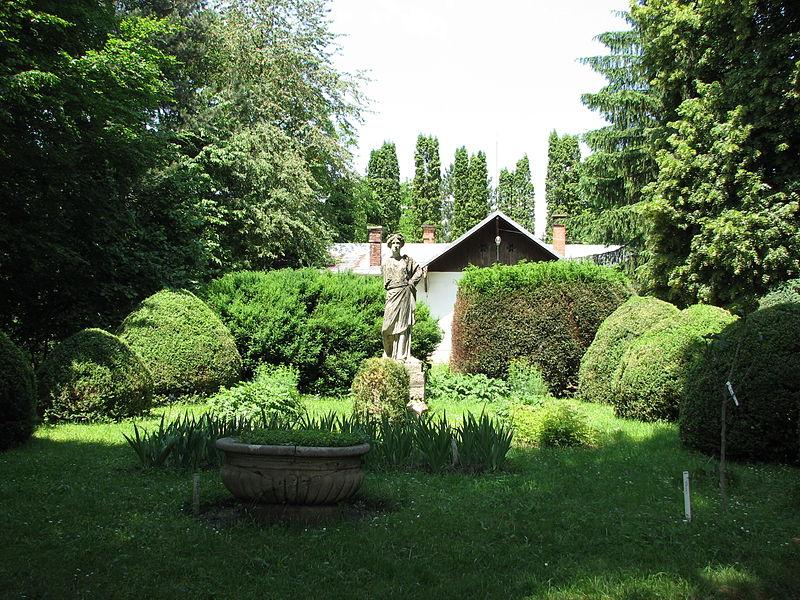 Grădina romană, foto: Cristian Borteş;