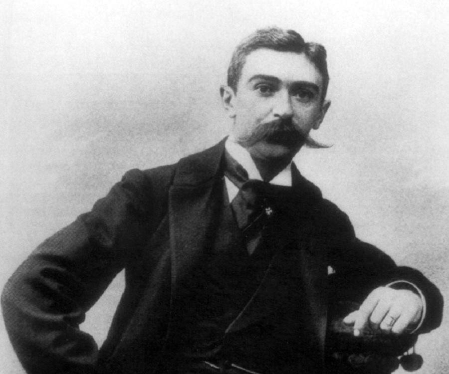 Baronul Pierre de Coubertin