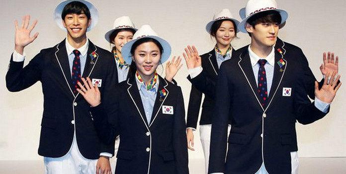 echipa coreea de sud