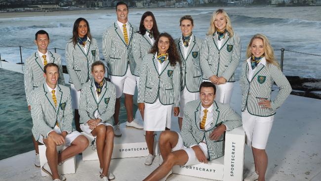 echipa olimpica australia