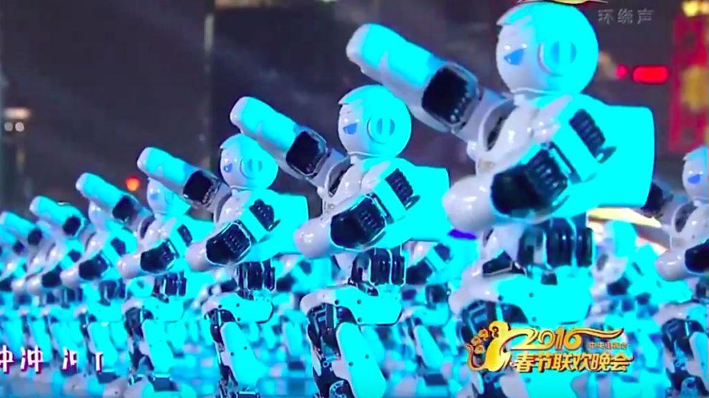roboti china