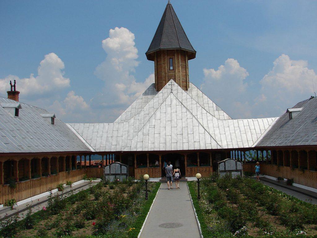 Mănăstirea Sfânta Ana, Orşova; foto: wikipedia.org, autor ionutp