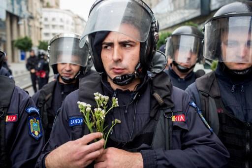 / AFP PHOTO / ANDREI PUNGOVSCHI