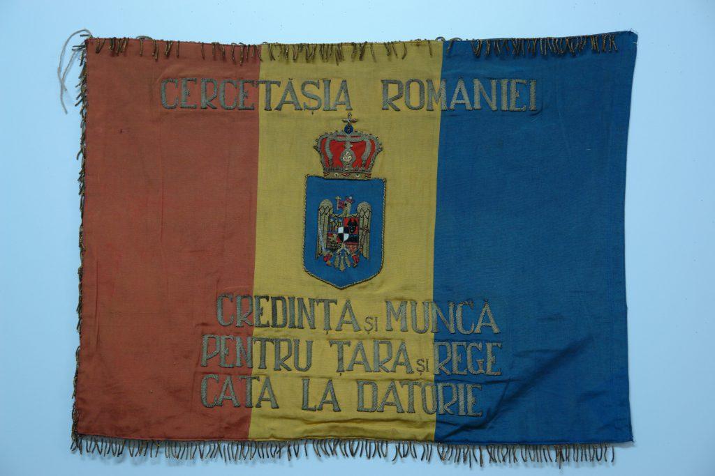 Muzeul Militar National - colectia drapele.