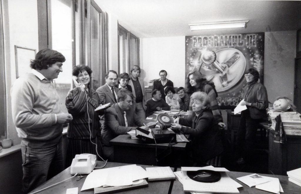 În redacţia Programului 3 - 1987