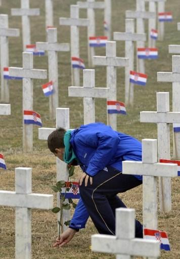 / AFP PHOTO / HRVOJE POLAN