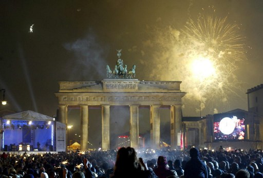 Berlin / AFP PHOTO / JOHANNES EISELE