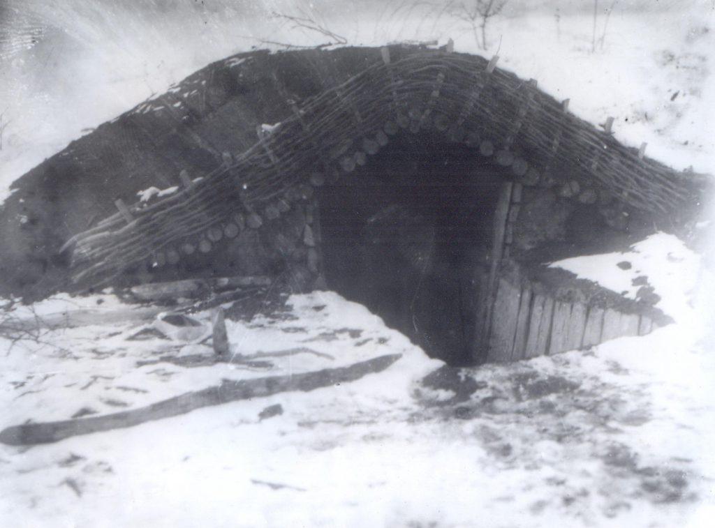 Bordei; Fototeca Muzeului Militar Naṭional
