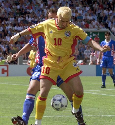 Cupa Mondiala 1998 / AFP PHOTO / JACQUES DEMARTHON