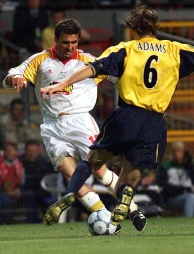 Galatasaray 2000  / AFP PHOTO / PHILIPPE HUGUEN