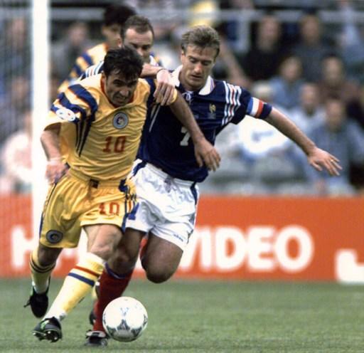 Euro 1996/ AFP PHOTO / VINCENT AMALVY