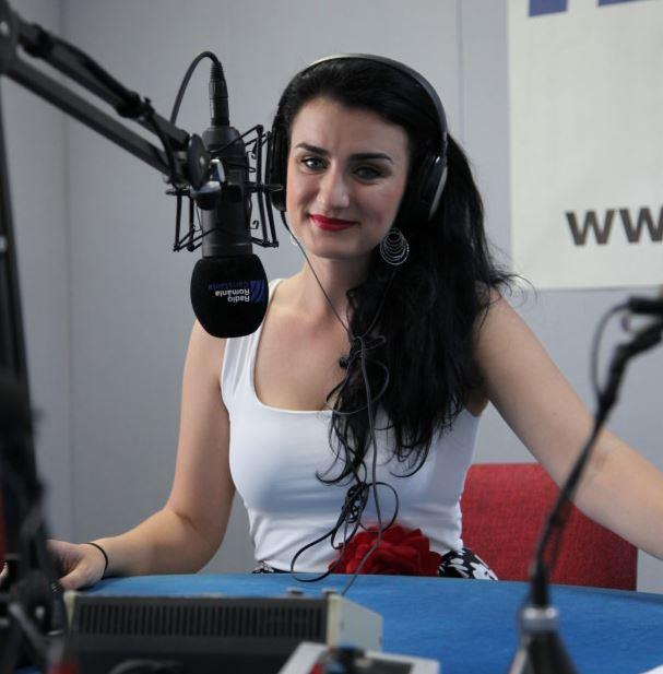 Adelina Tocitu – jurnalist