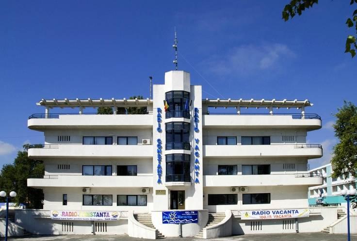 Clădirea Radio România Constanţa – Radio Vacanţa