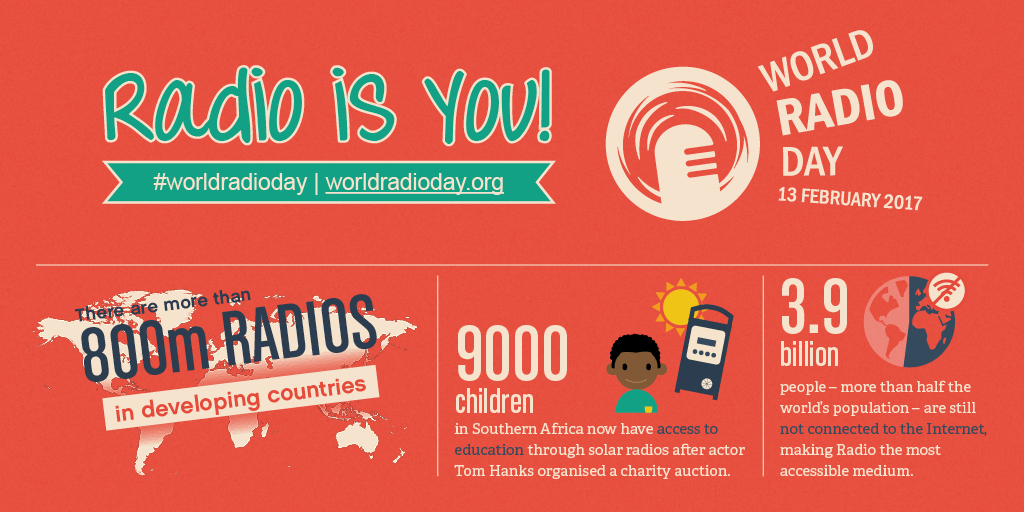 World Radio Day 3