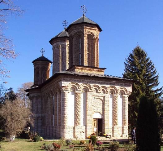 manastirea snagov 1