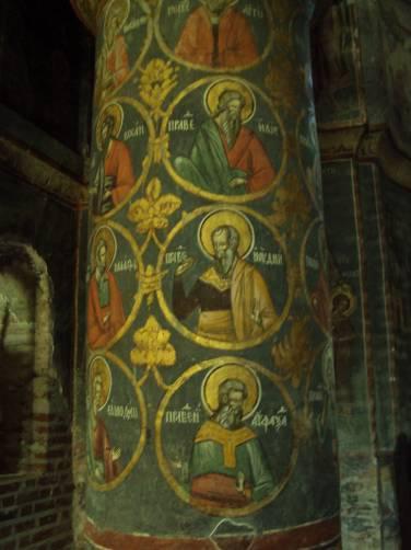 manastirea snagov 2