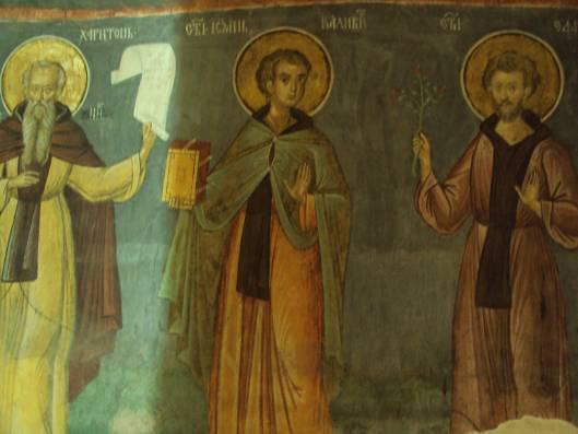 manastirea snagov 4