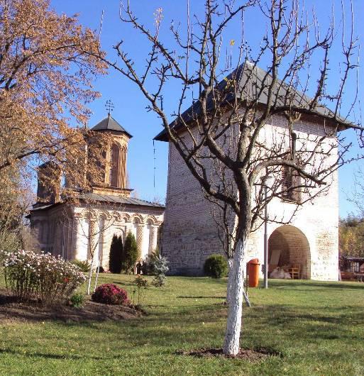manastirea snagov 5