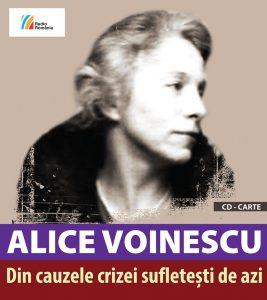 Alice Voinescu Coperta