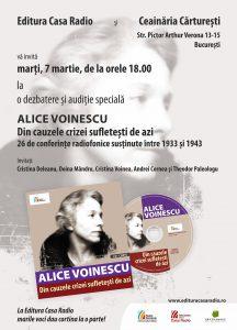 Alice Voinescu afis
