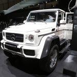 Mercedes-Benz G-Class 4x4 Landaulet