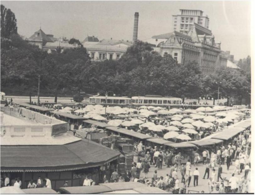 Bucuresti, anii '70