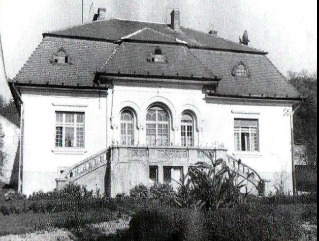 Primul studio al Radio Cluj - 1954