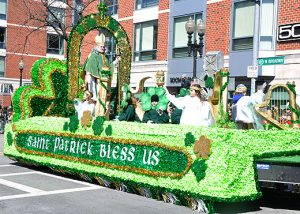 st-patrick-float