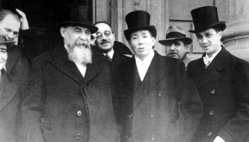Titulescu si Iorga