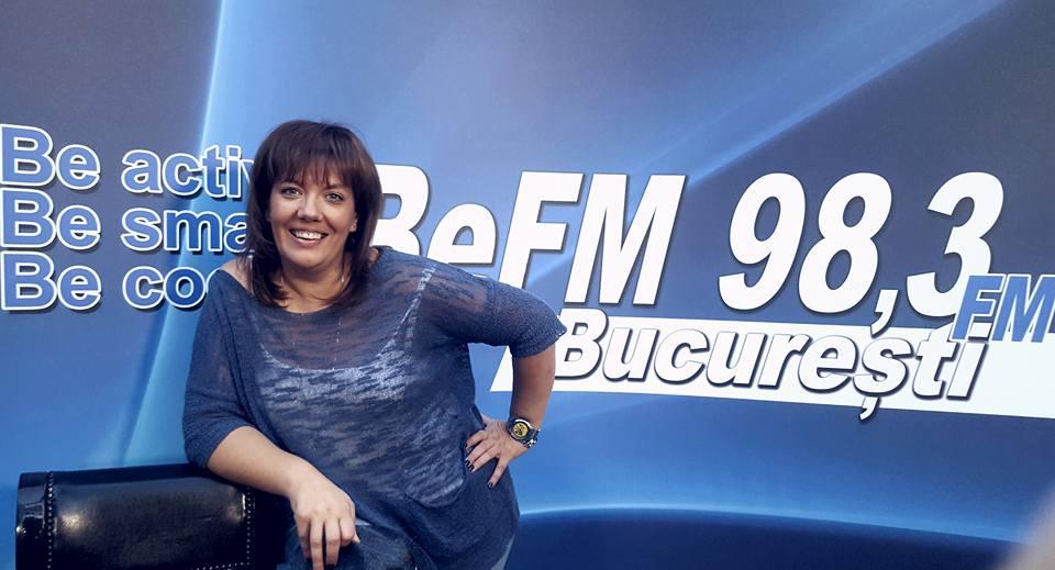 Managerul Bucureşti FM, Flavia Voinea