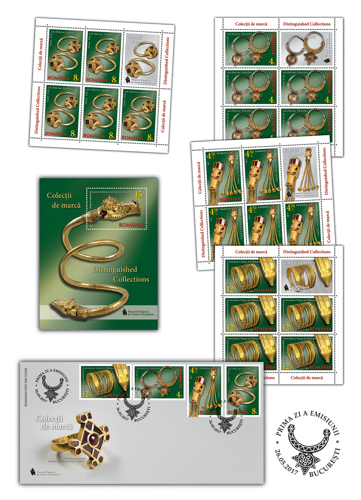 Colectii de marca_ Distinguished Collections