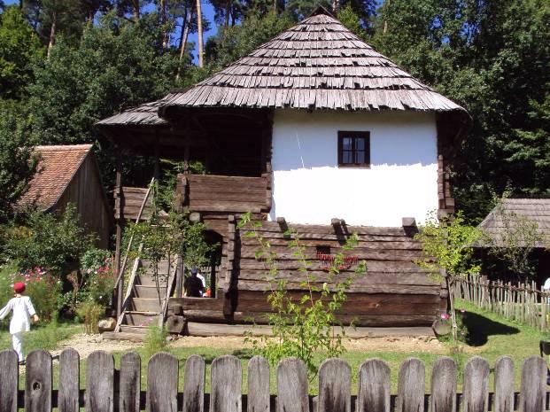 Muzeul în aer liber din Dumbrava Sibiului