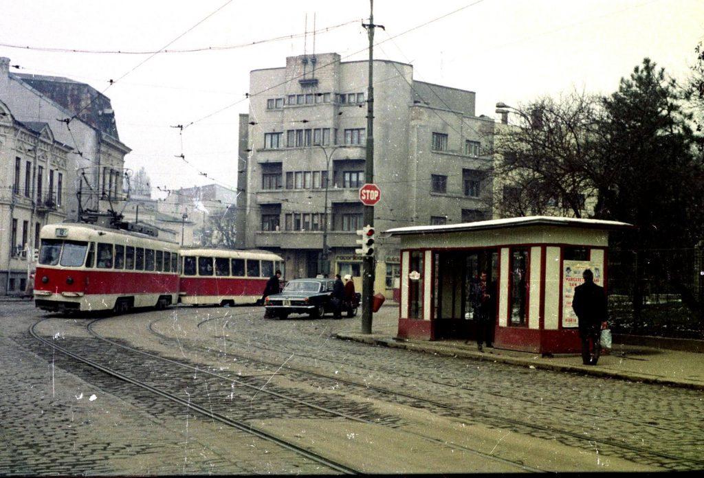 strada 11 iunie, anii '70 - sursa: https://bucurestiulmeudrag.ro