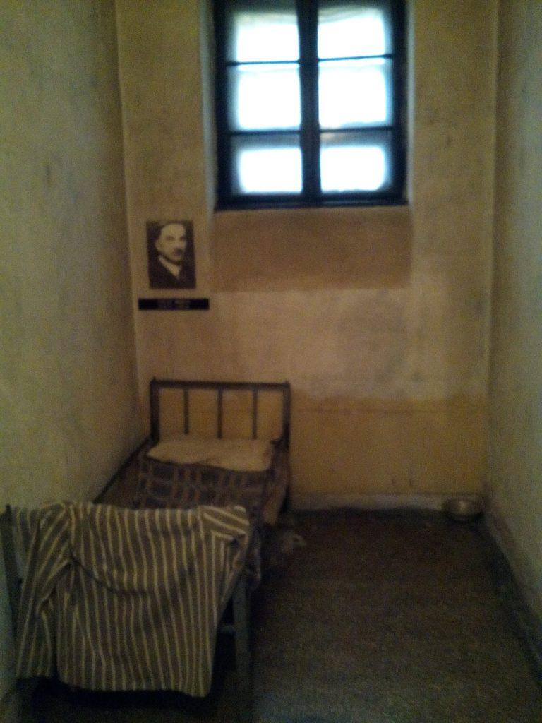 Celula în care a murit Iuliu Maniu