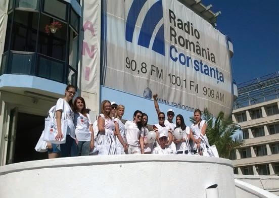 Radio Vacanta echipa Bratara de vacanta