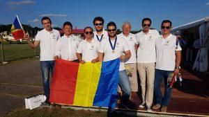 2017.08.07 Aeroclubul Romaniei - Echipa de planorism acrobatie
