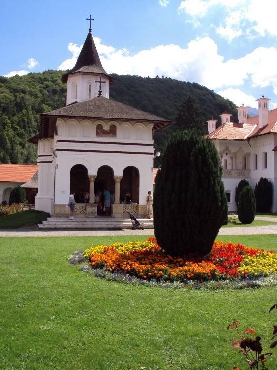 Mănăstirea Brâncoveanu de la Sâmbăta de Sus
